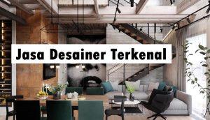 Jasa Desainer Terkenal
